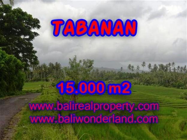 TANAH DIJUAL DI BALI, MURAH DI TABANAN RP 470.000 / M2 - TJTB094 - INVESTASI PROPERTY DI BALI