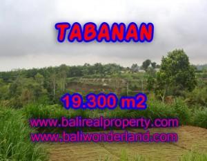 TANAH MURAH DI TABANAN BALI TJTB086 – INVESTASI PROPERTY DI BALI