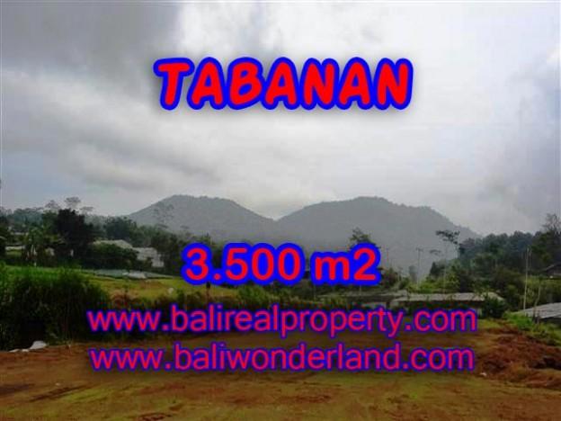 Jual Tanah murah di TABANAN TJTB102 - investasi property di Bali