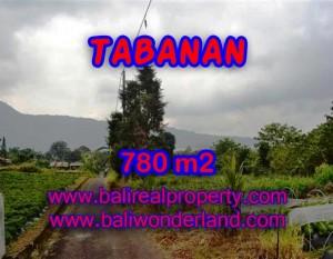 INVESTASI PROPERTI DI BALI – TANAH MURAH DIJUAL DI TABANAN BALI TJTB100