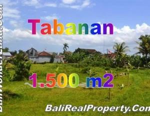 Jual tanah di Tabanan TJTB144
