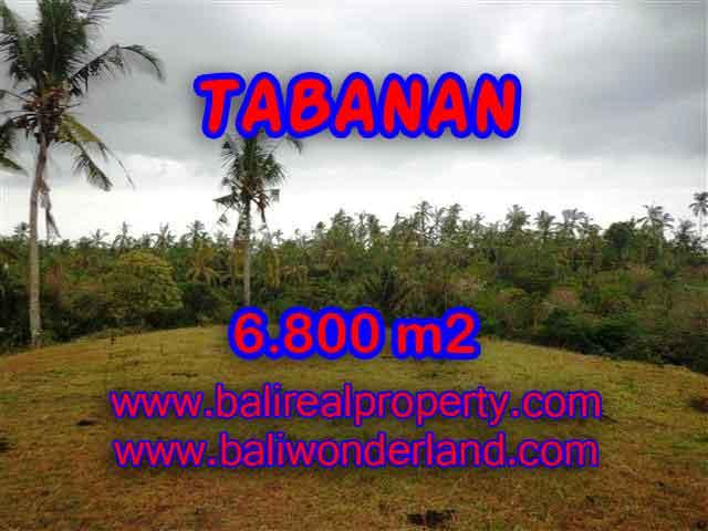 DIJUAL MURAH TANAH DI TABANAN BALI TJTB140 - PELUANG INVESTASI PROPERTY DI BALI