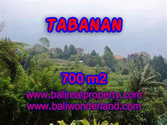 INVESTASI PROPERTI DI BALI - DIJUAL TANAH DI BALI, MURAH DI TABANAN TJTB103