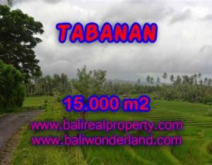 TANAH DI TABANAN MURAH TJTB094 – INVESTASI PROPERTY DI BALI