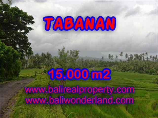 TANAH DI TABANAN MURAH TJTB094 - INVESTASI PROPERTY DI BALI
