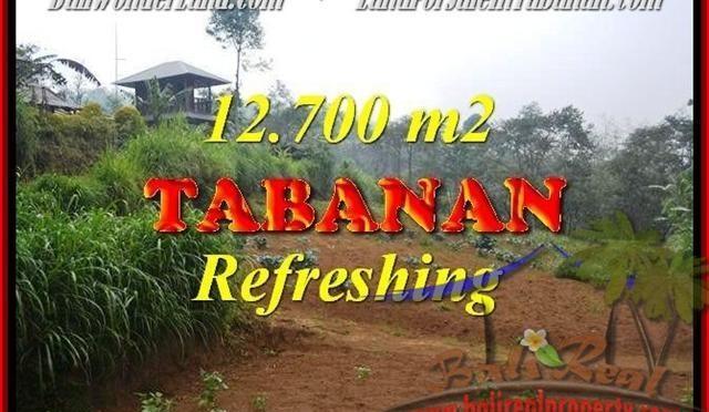 INVESTASI PROPERTI, TANAH di TABANAN DIJUAL TJTB167