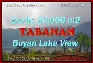 TANAH di TABANAN DIJUAL Untuk INVESTASI TJTB163