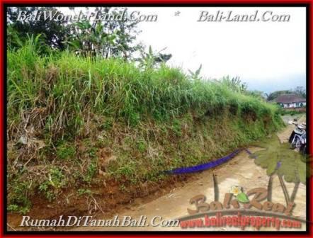 TANAH JUAL MURAH TABANAN 14 Are View Danau Beratan dan Gunung