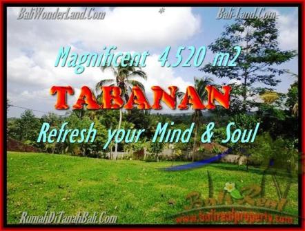 JUAL MURAH TANAH di TABANAN TJTB154