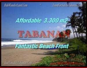 INVESTASI PROPERTY, TANAH MURAH di TABANAN BALI TJTB157