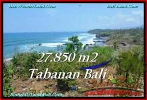 INVESTASI PROPERTI, DIJUAL TANAH di TABANAN BALI TJTB229