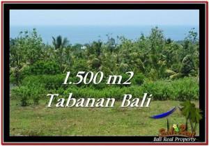 INVESTASI PROPERTY, JUAL TANAH MURAH di TABANAN BALI TJTB234