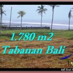 TANAH di TABANAN BALI DIJUAL MURAH 1,780 m2 di Tabanan Selemadeg