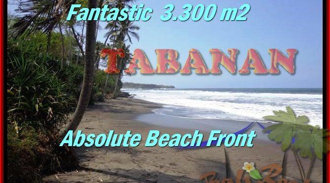 JUAL TANAH MURAH di TABANAN 2,345 m2 View laut