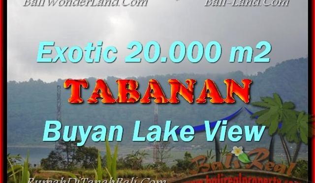 TANAH di TABANAN BALI DIJUAL MURAH Untuk INVESTASI TJTB163