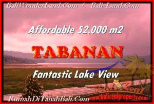 TANAH DIJUAL MURAH di TABANAN 52,000 m2 di Pancasari