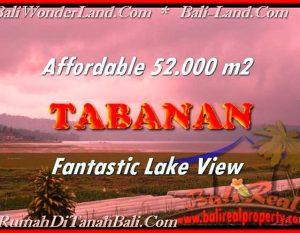 JUAL TANAH MURAH di TABANAN 520 Are di Pancasari