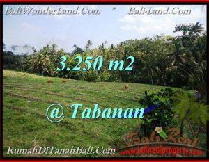 DIJUAL TANAH di TABANAN BALI TJTB208