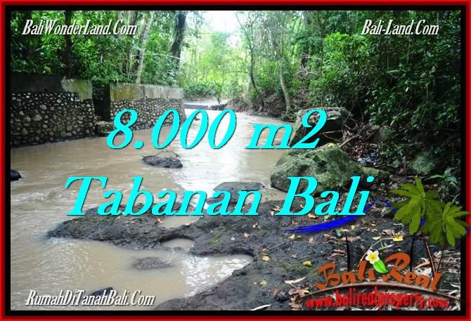 INVESTASI PROPERTY, TANAH di TABANAN BALI DIJUAL MURAH TJTB287