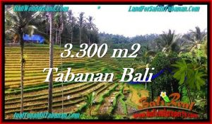 DIJUAL MURAH TANAH di TABANAN BALI 33 Are di Tabanan Selemadeg