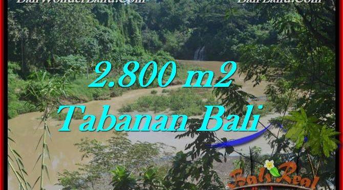 INVESTASI PROPERTI, TANAH DIJUAL MURAH di TABANAN TJTB276