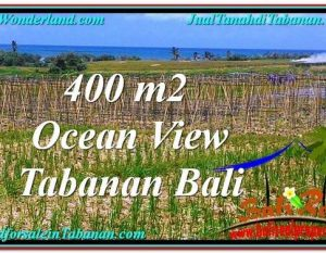 TANAH JUAL MURAH  TABANAN 4.5 Are View Laut, Gunung dan sawah