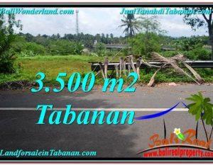 JUAL TANAH di TABANAN 35 Are View kebun