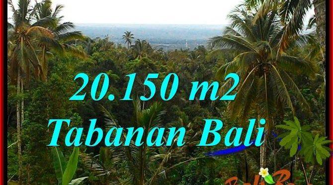 JUAL TANAH di TABANAN BALI 201.5 Are di Tabanan Penebel
