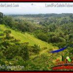 JUAL TANAH MURAH di TABANAN 3,200 m2 View gunung dan sawah