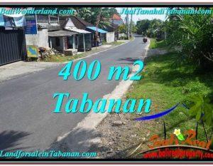 INVESTASI PROPERTI, DIJUAL TANAH di TABANAN TJTB296