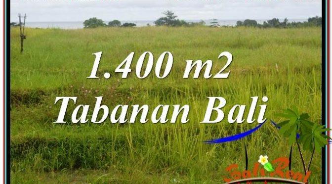 DIJUAL TANAH MURAH di TABANAN BALI TJTB309