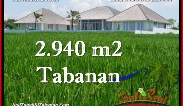 INVESTASI PROPERTY, JUAL TANAH MURAH di TABANAN TJTB265