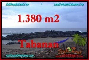 INVESTASI PROPERTI, TANAH MURAH DIJUAL di TABANAN BALI TJTB270