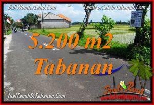 INVESTASI PROPERTI, DIJUAL TANAH di TABANAN TJTB351