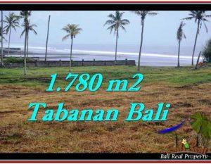 INVESTASI PROPERTY, JUAL TANAH MURAH di TABANAN TJTB249