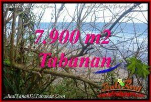 TANAH MURAH di TABANAN 79 Are TEPI PANTAI